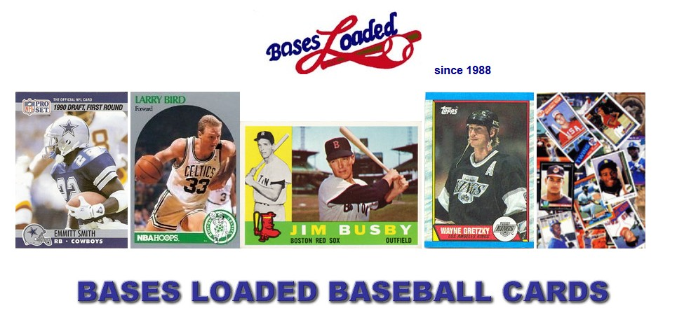 Bases Loaded Baseball Cards