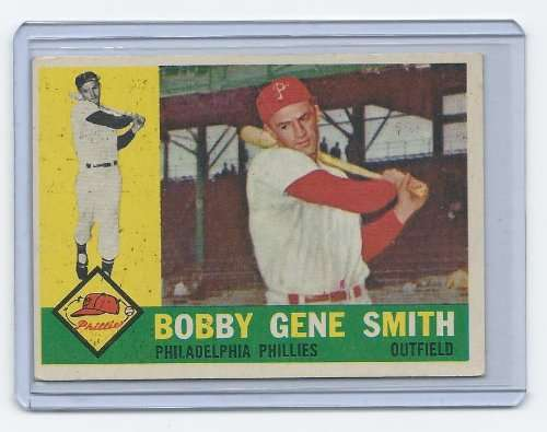 1960 Topps #194 Bobby Gene Smith - VG - Very Good or Better