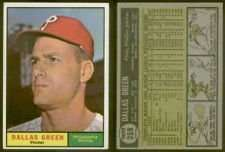 1961 Topps #359 Dallas Green EX - Ex. or Better