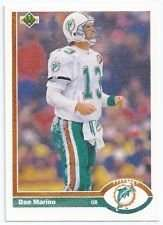 1991 Upper Deck Dan Marino #255 NFL Football Trading Card