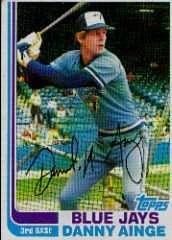 1982 Topps #125 Danny Ainge