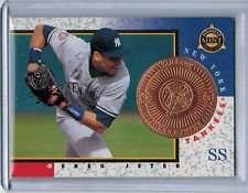 Derek Jeter 1998 Pinnacle Mint Collection Baseball Card #9