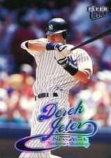 Derek Jeter 1999 Fleer Ultra Baseball Card #30