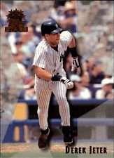 Derek Jeter 1999 Topps Stars Baseball Card #5