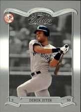 Derek Jeter 2003 Donruss Classics Baseball Card #8