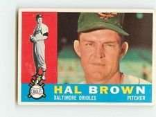 1960 Topps #89 Hal Brown VG - Very Good or Better