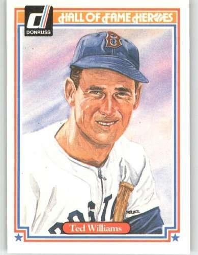 Bases Loaded Baseball Cards Item 336470 1983 Donruss Hof