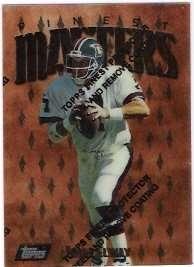 1997 Finest #210 John Elway - Denver Broncos