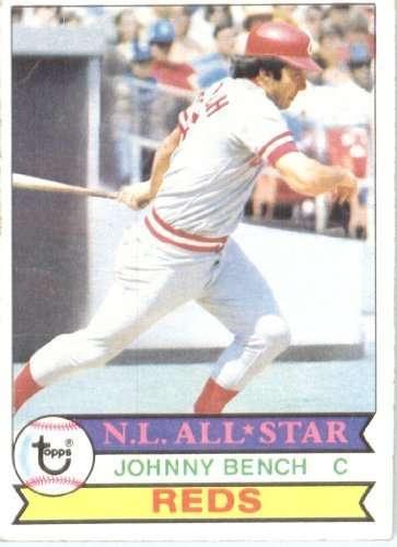 Johnny Bench 1979 Topps All-Star Baseball Card #200
