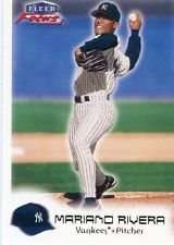 2000 Fleer Focus #174 Mariano Rivera