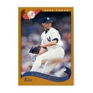 2002 Topps Mariano Rivera Card #270