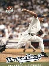 2005 Fleer Ultra Mariano Rivera Baseball Card #35