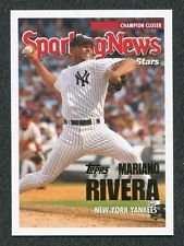 2005 Topps Sporting News Mariano Rivera Baseball Card #UH155