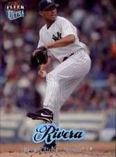 2007 Fleer Ultra Mariano Rivera Baseball Card #121