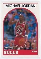 1989-90 Hoops Michael Jordan Basketball Card #200 - Shipped In Protective Display Case!