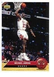 1992-93 Upper Deck McDonald's #P5 Michael Jordan Lot E1201