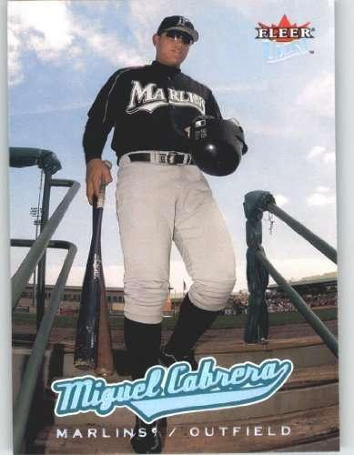 2005 Ultra #122 Miguel Cabrera