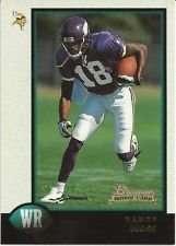 1998 Bowman #182 Randy Moss Rookie Football Card