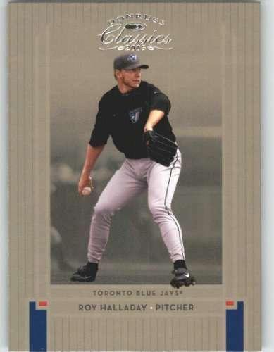 2005 Donruss Classics #32 Roy Halladay - Toronto Blue Jays (Baseball Cards)