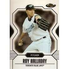 2007 Topps Finest #91 Roy Halladay Baseball Card