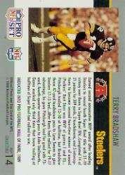 1990 Pro Set Super Bowl MVP's #14