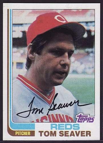 1982 Topps #30 Tom Seaver [Misc.]