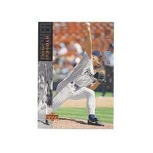 1994 Upper Deck #153 Trevor Hoffman Florida Marlins Baseball Card