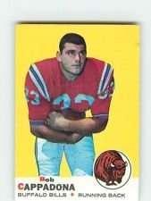 Bob Cappadona 1969 Topps Card #40