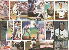 100 Assorted San Francisco Giants Baseball Cards Plus Twelve 9-Pocket Storage Pages (stores up to 216 cards)