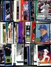 100 Assorted Seattle Mariners Baseball Cards Plus Twelve 9-Pocket Storage Pages (stores up to 216 cards)