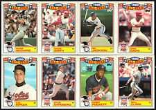1990 Topps Commemorative Glossy All-Star 22 Card Set