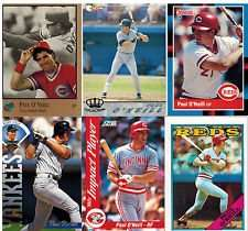 20 Assorted Paul O'Neill Collectible Baseball Cards