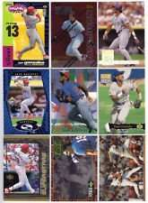 20 Different Juan Gonzalez Baseball Cards [Misc.]