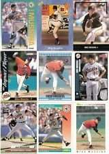 25 Assorted  Mike Mussina Baseball Cards