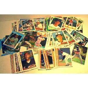 40 Different Baltimore Orioles Baseball Cards from 1980-1989 - Shipped in Protective Display Album!