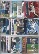 Chipper Jones 20-Card Set with 2-Piece Acrylic Case