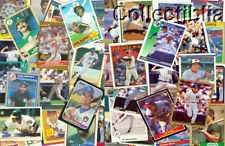 Lot of 100 Different Baseball Cards Instant Collection Many Stars No Duplicates