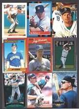 Various Brands Seattle Mariners Jay Buhner 20 Trading Card Set