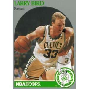 100 Assorted Collectible Basketball Cards - Larry Bird Card Included In Every Lot!