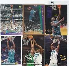 20 Assorted Larry Johnson Collectible Basketball Cards