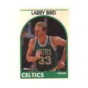 8 Assorted Larry Bird Basketball Cards
