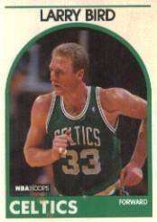 Boston Celtics 50 Card Trading Card Set