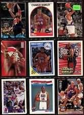 Philadelphia 76ers Charles Barkley 20 Assorted Card Set