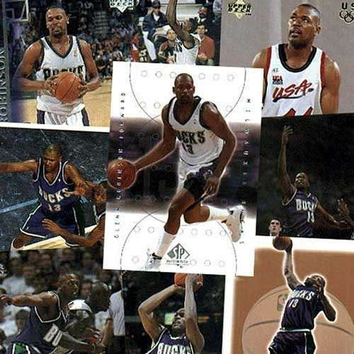 Glenn Robinson 20 Card Player Set