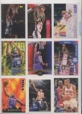 Grant Hill 20-card set with 2-piece acrylic case [Misc.]