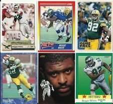 Reggie White 20-Card Set In 2 Piece Acrylic Case