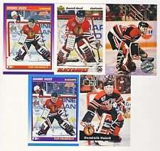 10 Assorted Dominik Hasek Hockey Cards
