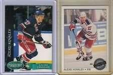 20 Assorted Alexei Kovalev Hockey Cards