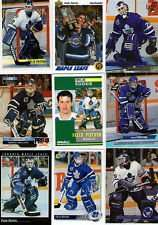 20 Assorted Felix Potvin Collectible Hockey Cards