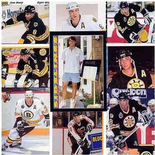 Boston Bruins Cam Neely 20 Card Set